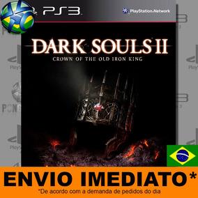 Dlc Crown Of The Old Iron King Dark Souls 2 Ps3 Envio Agora