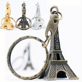 Torre Eiffel Llavero En Metal Souvenirs - Fiestas Temáticas