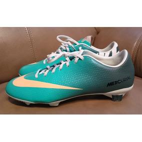 Nuevos Zapatos Pupos Mujer Nike Mercurial Originales T 8.5