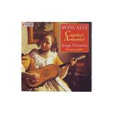 Capricci Armonici (complete) Para Guitarra Barroca