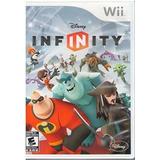 Juego Nintendo Wii Disney - Disney Infinity Wii (solo Juego)