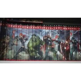 Coleção Marvel Salvat Vermelha - Diversos Números