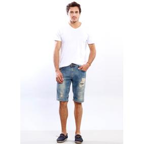 Bermuda Jeans Sawary Masculina - 250209