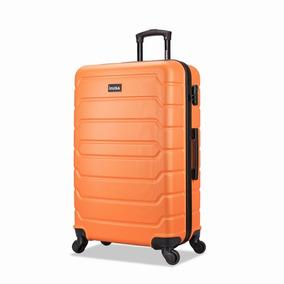 Maletas De Viaje Con 4 Ruedas De 71 Cm Orange - Trgo
