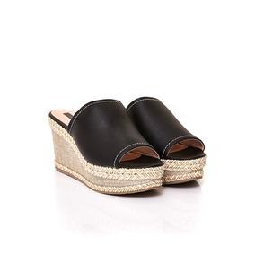 da7c33369b63a Zuecos Mujer Plataforma Cerrados Via Uno - Zapatos de Mujer en ...