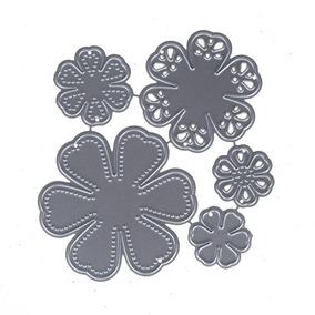 Suaje Flores Troquel Maquina Scrapbook Sizzix (cart)