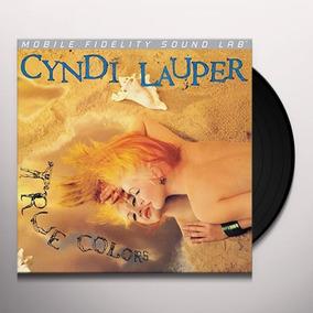 Lp Vinil Cyndi Lauper True Color (limited) Novo [encomenda]