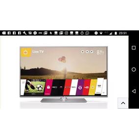 Tv Lg 42, 3d Full Hd, Mod 42lb65 Com Display Quebrado. Troca