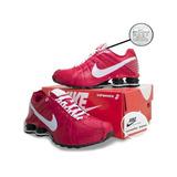 d0c596d25f Tênis Nike Shox Mola Junior Nz Deliver Kit 2 Pares + Frete
