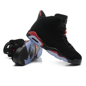 Tênis Nike Jordan 6 Retrô Infraed Nba U.s.a Basketball