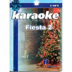 Karaoke   Fiesta 2 Canta Canciones De Los Famosos 2 C D` S 8b90923e586