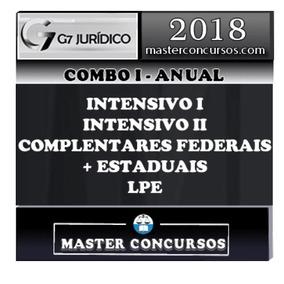 Curso Carreira Jurídica G7 Jurídico 2018 + Brindes