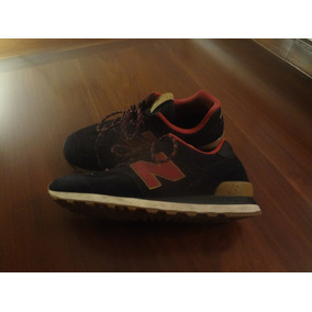 331fcc03bc8 Tenis New Balance 574 Black Earth Red Modelo Único No Brasil