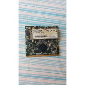 Cartao Mikrotik R52hn (no Estado) Frete Barato!