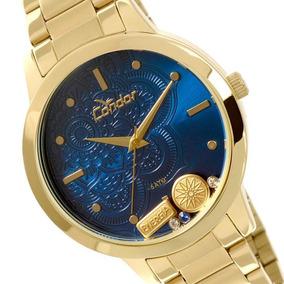 9c798af6f21 Relogio Condor Mandala - Relógios De Pulso no Mercado Livre Brasil