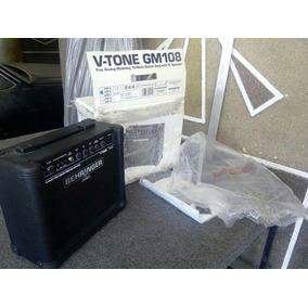 Amplificador De Guitarra Behringer 15watt / $135$