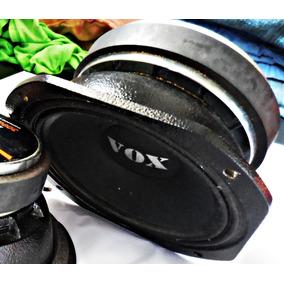 Mid Range 6 Vox Sound Modelo: Vxst 400p - Alumínio Fechado