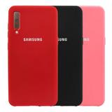 Silicone Case Samsung A7 2018