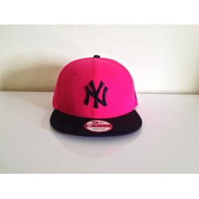 5f69d1db45c94 Boné New Era Infantil Aba Reta New York Yankees Original