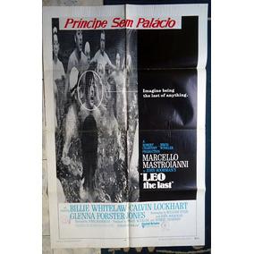 5 Cartazes Cinema Internacional - Leia Anuncio - Lote 04