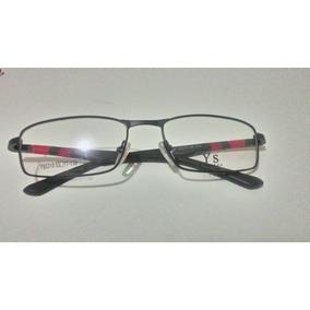 75b769927 Armações Pequenas Armacoes - Óculos Preto no Mercado Livre Brasil
