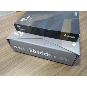 Eberick V10 Basic + Qibuilder Completo - Nunca Usado!