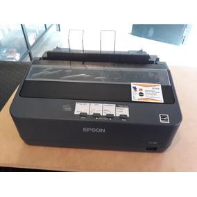 Impresora Matriz De Punto Epson Lx 350