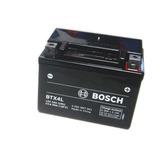 Bateria Moto Gel Bosch Moto Btx4l Ytx4l-bs Biz Solomototeam
