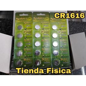 Pilas Cr1616 Blister De 5
