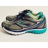 Tenis Brooks Ghost Del 26 Mexico Dama 80% De Vida