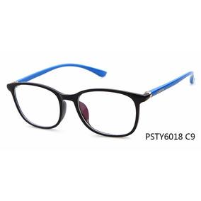 Armação Óculos P Grau Acetato Quadrado Masculino Feminino Ct d07b5daa21