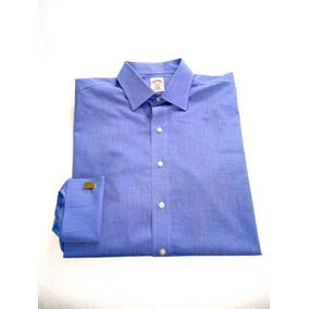Camisa Brooks Brothers Puño Para Mancuernillas