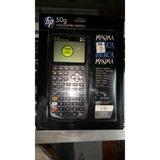 Calculadora Gráfica Científic Hp50g Cas Promocioneslafamilia