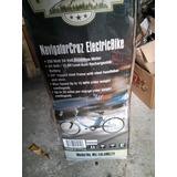 Bicicleta Eletrica Navigator Cruz Bike Ms-eblamc24