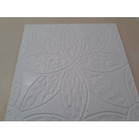 Placa Antihumedad Flor