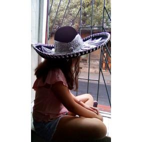 Arriendo Sombrero De Charro Mexicano - Vestuario y Calzado en ... 1d0171ef156