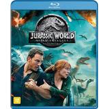Blu-ray Jurassic World: Reino Ameaçado - Lacrado & Original