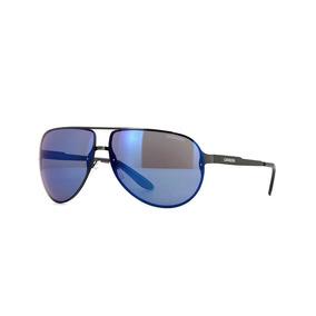 b139b270b9 Lentes Gafas De Sol Carrera 102s Azul Tornasol 100% Genuinos
