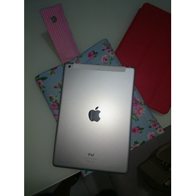 Ipad Air Wi-fi + Celular 32 Gb Prateado.