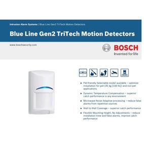 Sensor Microondas Bosch Pet 45kg Semi Externo Isc-bdl2-wp12g