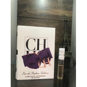 Amostra Do Perfume Feminino Ch Sublime Carolina Herrera - Perfumes ... 45cffbd462