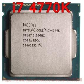 Processador Intel Core I7 4770k Lga 1150