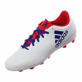 reputable site 9a06c 029d2 Taquetes Futbol adidas X 16.4 Fxg Niña Blanco 25%desc Msi
