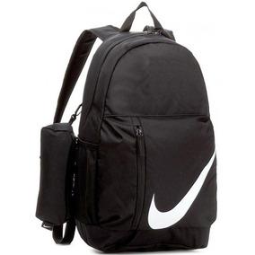 Mochila Nike Elemental Negra Importada Original Ba5405010 fc34de33d2e