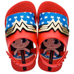Ipanema Wonder Woman Baby Sandalia
