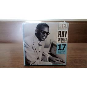 Ray Charles The Genius 17 Original Albums - Box C/ 17 Álbuns