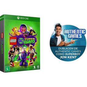Jogo Lego Dc Supervillains Ed.especial Xbox One - Wg5319ol