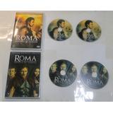 Dvd - Roma Império De Sangue 1ª E 2ª Temporada Completa