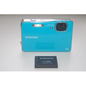Câmera Samsung Wp10 12.2 Megapixels