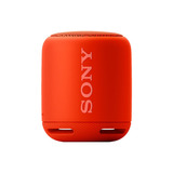 Parlante Bluetooth® Inalámbrico Portátil Srs-xb10 (rojo)